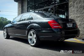 lexus service bristol mercedes s class with 20in tsw bristol wheels exclusively from