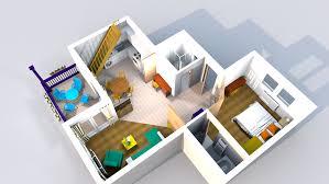 3d floor plans renderings