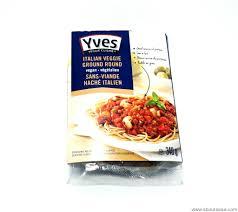 cuisine sans viande spaghetti sans viande haché italien s bourassa ltée sauveur