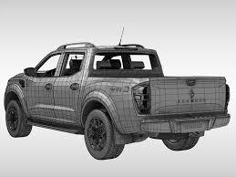renault alaskan renault alaskan 2017 3d model in truck 3dexport