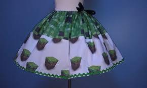minecraft ribbon minecraft skirt by tootsweetskirts ggvogue