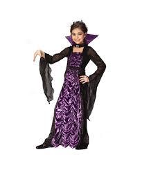 kids countess of darkness vampire halloween costume countess