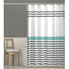 Green And Brown Shower Curtains Modern White Shower Curtains Allmodern