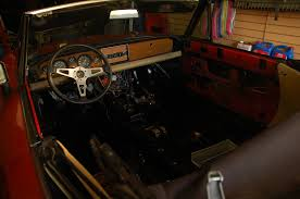 fiat spider 1981 washing carpets and thinking about the interior fiat spider 2000