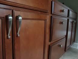 Cabinet Backplate Kitchen Cabinet Handles Bronze Nucleus Home