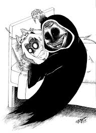 Unwanted Guest Meme - unwanted house guest haunting shannon uzumaki 3 by
