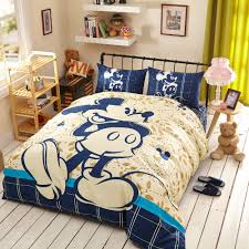 Mickey Mouse King Size Duvet Cover New Design Happy Mickey Mouse Bedspreads King Size Duvet Comforter
