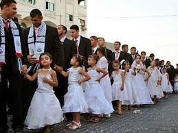 Tumblr Sexy Bride - 450 grooms wed girls under ten in gaza