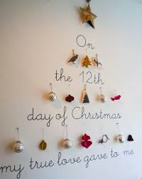 on the 12th day of christmas my true love gave to me a christmas