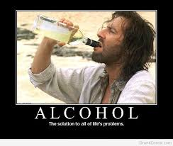 Drinking Problem Meme - alcohol solving lifes problems http www drunkdrank com drink