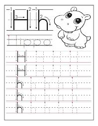 printable letter k tracing worksheets for kindergarten preschool