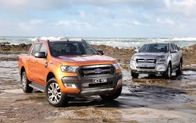 ford ranger 2016 2017 ford ranger update announced sync 3 euro 5 powertrain