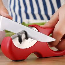 latest knife sharpener keep all your kitchen knives razor sharp