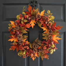 thanksgiving reefs best fall berry wreath products on wanelo