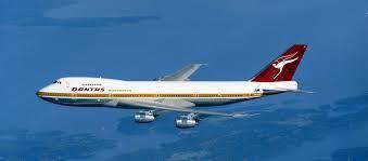 retrospective qantas u0027 first boeing 747 jumbo jet australian