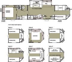 destination trailer floor plans dufours rv