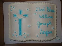 baptism bible cake with buttercream cross and dove jeni u0027s cake