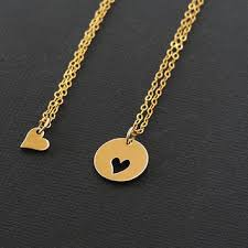 personalized sted necklace tiny initial circle necklace small from kestjewelry on etsy