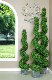 three posts boxwood spiral 36 faux tree reviews wayfair