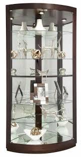 curio cabinet curio cabinet plans kits lighting led light