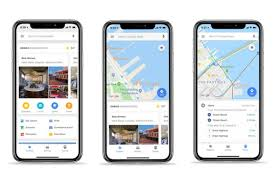Quick Maps Google Maps On Ios Has Quick Access Menus Now Techsource