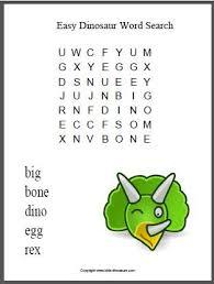 dinosaur word