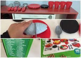 Elc Wooden Toaster Set Elc Kitchen Set 44 Piece Set Youtube
