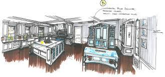 Sketch Kitchen Design by Cbi Design Professionals News