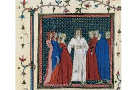 medieval marriage what were the customs vows and ceremonies