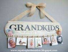 gifts for grandmothers colorful grandkids make grand wood sign photo display