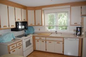 Kitchen Cabinet Refacing Ideas Kitchen Cabinet Refacing Painting Oak Cabinets With Old Chalk