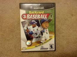 backyard baseball video games photo with outstanding backyard