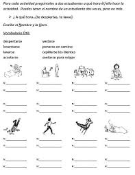 18 best images of subject pronouns worksheet 1 answers french