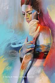 figure art figurative art painting abstract figure
