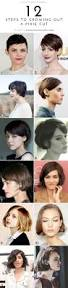 what does a bob hairstyle look like best 25 growing out short hair ideas on pinterest growing out