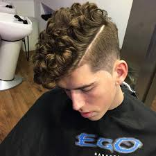 haircut for curly hair male 80 new trending hairstyles for stylish men in 2017 thick curly