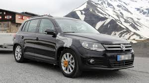 volkswagen suv 2014 2016 volkswagen tiguan to have familiar proportions be 2 2 inches