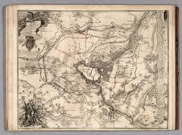 siege of lille 36 plan du siege de lille belgium 1708 david rumsey