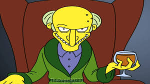 the simpsons mr burns release the hounds youtube
