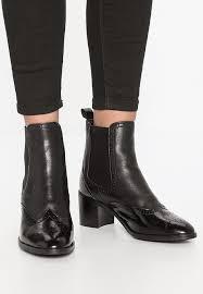 boots uk dune dune palomo ankle boots black zalando co uk