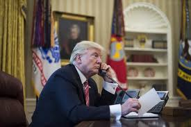 Trump In The Oval Office Donald Trump Creeps On Female Journalist In The Oval Office Glamour