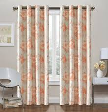 Chezmoi Collection Curtains by Cream Peach Bedding With Curtains Sale U2013 Ease Bedding With Style