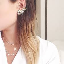 earrings cuffs top 20 fashion ear cuffs decoholic