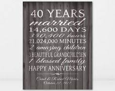 40th anniversary gifts for parents 15 christmas gift ideas for parents who everything christmas