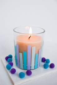 easy modern and whimsical holiday candles diy plus a giveaway easy modern and whimsical hanukkah candles diy decorations