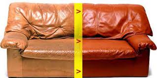 repeindre canapé peinture pour canape en cuir relookez votre int rieur changez la