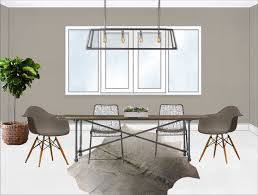 Modern Dining Room Table Png A Rustic Modern Dining Room Makeover Decorist