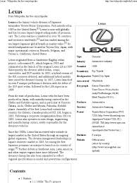 lexus wikipedia car download tata motors wikipedia the free encyclopedia docshare