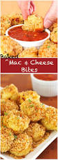 baked mac and cheese bites 2teaspoons