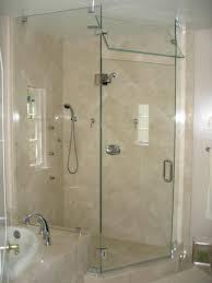 Cost Of Frameless Glass Shower Doors Frameless Glass Shower Doors Cost Calculator Install Door Price